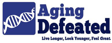 Aging Defeated Logo