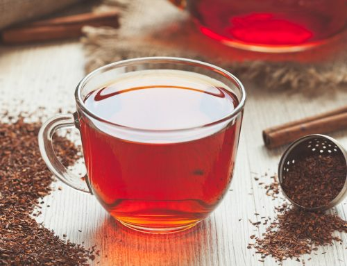 An African Tea Slows the Aging Process