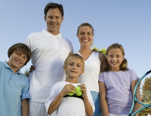 The Special Health Benefits of Racket Sports