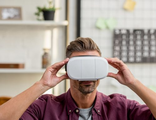 Could a Virtual Reality Device Help You Cope with Pain?