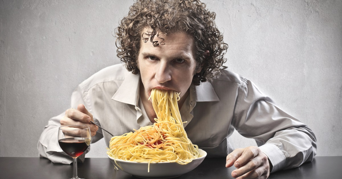 How Much You Eat Determines How Long You'll Live