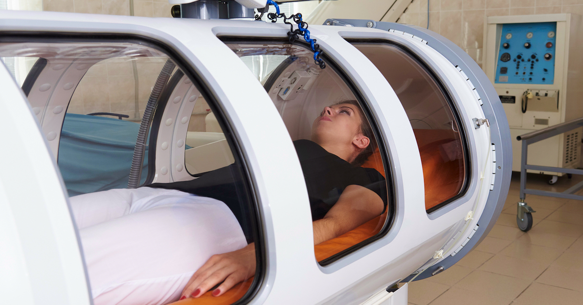 Oxygen Therapy Turns Back
