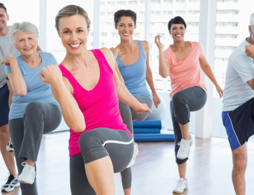 """The Right """"Steps"""" to Use Exercise For a Longer Life"""