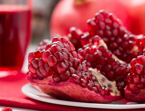Is Pomegranate the Key to Slow Aging?