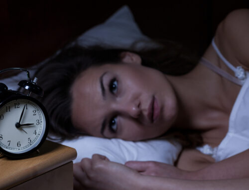 "Surprising ""Longevity"" Link Between Diabetes and Insomnia"
